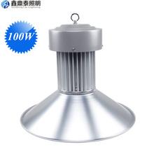 AC85-265V 100W led high bay light 100W led warehouse lamp COB Bridgelux Chip 1*100w led industrial lighting lamp(China (Mainland))
