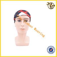 100% polyester multifunctional tubular original trendy headwear