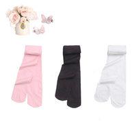 SKL S5534 hot children knit tight spring/summer high elastic velvet girl dance ballet all match long stockings birthday gift