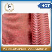 Free Shipping Aramid 1500D Carbon 3K Fiber Hybrid Woven Fabric Aramid Carbon Yarn 2/2 Twill Weave Cloth 195g/m2 1sqm