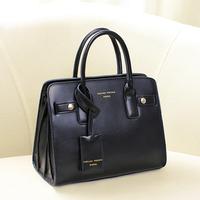 Genuine leather handbag bag women's bags