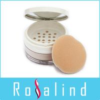 Rosalind 8 Colors Optional Loose Powder Set Perfect Face Makeup Powder Ultra-Light Foundation