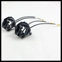 HID Conversion Bulbs Holder adaptor H7 xenon Headlight bulb BaseAdapters for VW Tiguan/Golf 7/Scirocco/Sharan/Touran 50pcs/lot