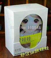 Flower beautiful porcelain doll BB muscle ShuWen skin silk stealth mask moisturizing hydrating 25 tablets