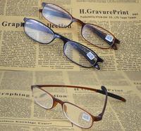 [!Three PAIRS!]full-rim tr90 super light Durable anti allergic fashion men women reading glasses +1.0+1.50+2.00 +2.5+3.0+3.5+4.0