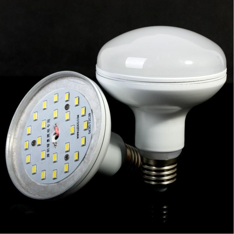5pcs/lot E27 R90 LED Spotlight 15W Warm/Cold White 5730SMD 24 Led Bulb Lamp Dimmable Reflector Replace 80W Light 3000K/7000K(China (Mainland))