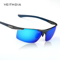 2015 New Brand Aluminum Sunglass Polarized Sports Sunglasses Men Coating Glasses Driving Vintage Sun Glasses Men oculos  6588