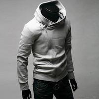 4 Colors New Fashion Men's Zipper Sweatshirt Clothing Hoodies Jackets Male,Sports Fleece Hoodies Coats,chandal sudaderas hombre,
