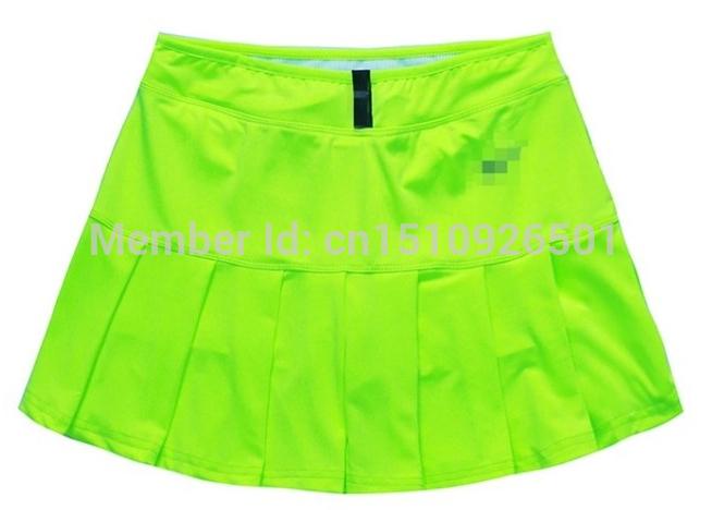 American apparel fashion brand femininas women's lady sports gym pleated tennis skirts high waist mini sexy saias with underpant(China (Mainland))