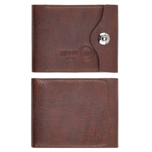 Promotion Casual Wallets For Men New Design Leather Top Purses Men Wallet With Coin Bag