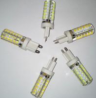 2015 NEW LED Bulb SMD 2835 LED G9 LED lamp 48LED Corn Light AC 220V 360 Degree Replace Halogen Lamp 500PCS