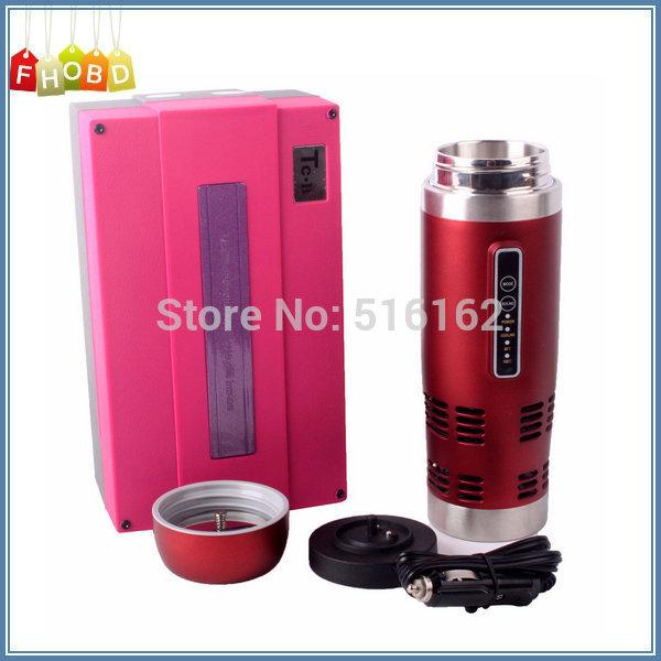 2015 novo produto aquecimento e refrigeração térmica caneca 12 v caneca do curso caneca do carro elétrico aquecedor do carro(China (Mainland))