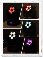 osram led 5 PCS 4IN1 mini beam  moving head
