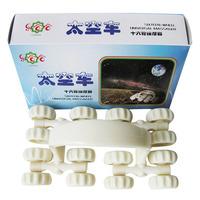 Chiropractic Supplies, 16-Wheel Space Car Massager, Universal Car Massager, Rover massage body massage roller caster vehicles