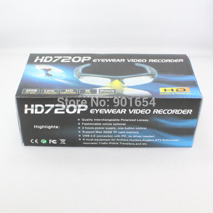 2015 new 5MP HD 720P SPORT CAMERA VIDEO PC CAMERA SUNGLASSES FREE SHIPPING(China (Mainland))