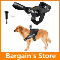 Gopro Dog Harness Mount For Gopro Hero4/3+/3 SJ4000 Sport Camera Accessories