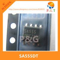 SA555DT SA555 IC OSC SINGLE TIMER 500KHZ 8SOIC