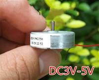 10pcs /lot , Slim 400 solar toy motor DC3V-5V DC
