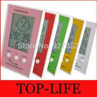 Metros jugo Humedad Humididy Envio Gratis Temperature Funcion Baby Digital Higrometro Del Sensor Probador Psicrometro Higrometro