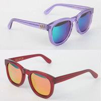 2015 Brand Designer Fashion Burgundy Vintage Sunglasses + Original Box, Case For Women Ladies, UV400 Coating Female Sun Glasses