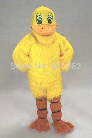 OISK Yellow Duck Mascot(China (Mainland))