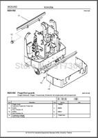 Toyota BT Forklifts Master Service Manual - 8FGU, 8FDU, 8FGCU