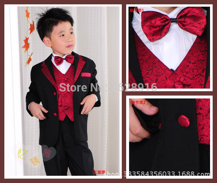 Piano competition costumes children dresses boys attire pageant