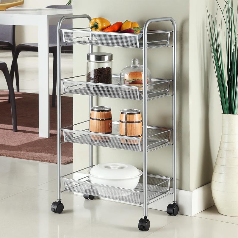 Keuken Rek Kopen : keuken plank opbergrek metalen rek multifunctionele trolley/keuken rek