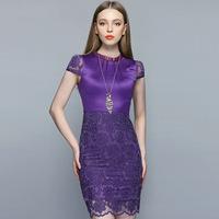 women summer dress 2015 vintage fashion elegant slim plus size xl xxl dresses embroidery organza plus size casual bodycon dress