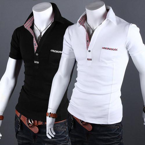 Compra diseño de camisetas de polo online al por mayor de China ...