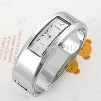 NEW women's bracelet SINOBI watch with Alloy band,waterproof white / black Alloy S978 watches