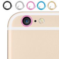 For iPhone 6 Camera Protective Ring,Camera Lens Protective Metal Case Cover Installed Ring Circle For iPhone 6 (4.7-inch)