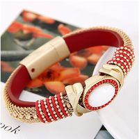 European and American fashion Bohemia magnet bracelet#09060833
