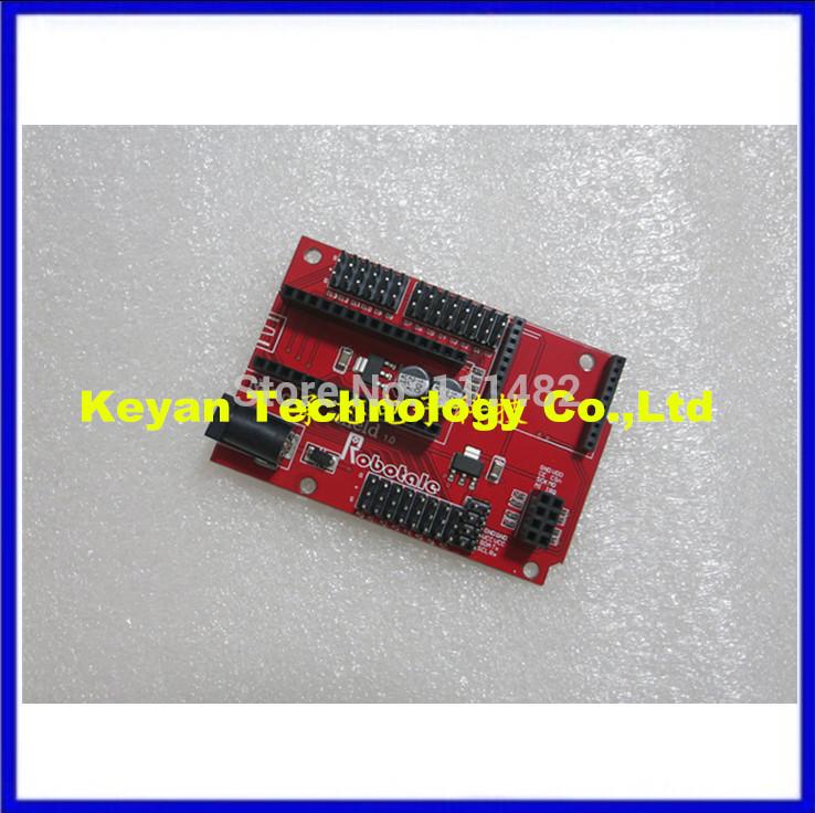 Nano 328P IO wireless sensor expansion board for XBEE and NRF24L01 Socket(China (Mainland))