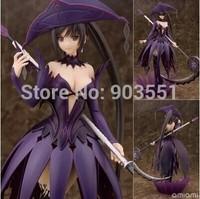 Anime Alphamax Sexy Shining Ark Sakuya Mode Violet 1/8 PVC Figure Model figure Toy 27CM Free Shipping IN BOX