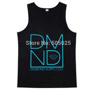 billionaire boys club vest cotton diamond supply co mens fitness tank tops Casual Hip Hop Streetwear regatas gym