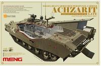 Meng model SS-008 1/35 ISRAEL HEAVY ARMOURED PERSONNEL CARRIER ACHZARIT plastic model kit