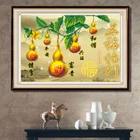 DIY Embroidery 5d Diamond Painting Cross Stitch Diamond wufu gourd rhinestone pasted diy diamond painting Home Decoration