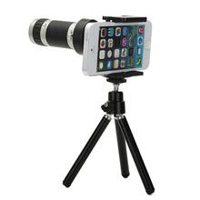 8X Universal Zoom Lens Mobile Phone Telescope Camera With Tripod Hold For LG nexus 5 nexus 4 nexus 6 Free Shipping