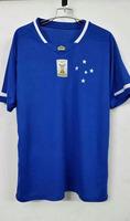 15 16 Cruzeor Jersey 2015 Cruzeiro Soccer Jersey Home Blue Away White Camisa 18 M.MORENO E.RIBEIRO 17 J.BAPTISTA Futbol Shirt