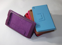 New Litchi Stand PU Leather Case For Lenovo Tab 2 A7-30 /A7-30TC Folio Cover A7 30, 30PCS/Lot By DHL FEDEX