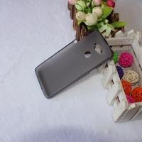 2014  Anti Slip Flexible TPU Protective soft TPU  Silicon Case cover  For   Acer Liquid E600 phone 2PCS/LOT