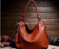 Free shipping 2015 leather handbag shoulder bags fashionable Desigual women tassel retro bag SD - 012