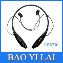 Bluetooth earphone headphone For LG Tone HBS730 wireless mobile music bluetooth headset hbs 730 handfree For smartphone