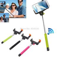 Wireless Bluetooth Monopod Tripod Selfie Handheld Stick Holder Self Portrait for iPhone Samsung iOS Android