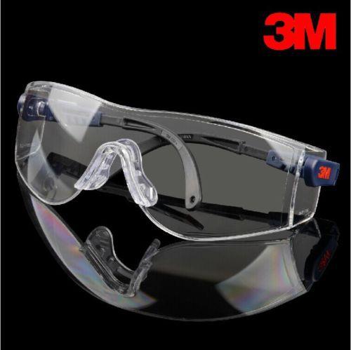 1PCS 2015 NEW 3M Laboratory Protective Glasses Dust Sand Goggle Sunglasses Impact Safety Working Glasses(China (Mainland))