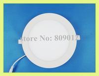 ceiling LED panel light flat lamp round 120X120 6W / 150X150 9W / 170X170 12W / 200X200 15W / 225X225 18W SMD2835 round shape