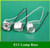 E11 Ceramic Lamp Holder Light Base Socket 10PCS