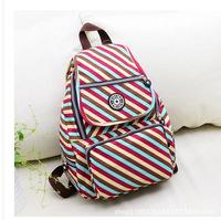 2015 New Korean Hot Casual kiple Nylon Backpack Print Student Shoulder bag Leisure Young Girl Bag Quality Free shipping