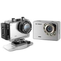 New Sports Camera AT91 with HD 1080P + Waterproof Underwater 60M + Waterproof Case + G-Sensor + 120 Degrees